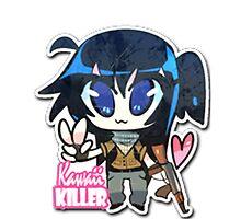 Kawaii killer T by patrick  gaffigan