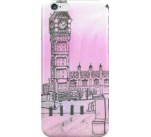 London Skyline iPhone Case/Skin