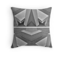 diptychos diptych Throw Pillow