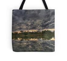 "River View ""Sun Rise"" Tote Bag"