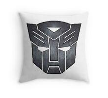 optimus prime Throw Pillow