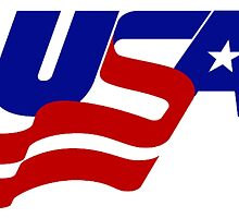 USA Sports by Misco Jones