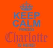 Princess Charlotte is Here Kids Clothes