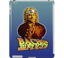 Bach to the Fugue iPad Case/Skin