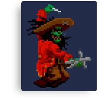 LeChuck (Monkey Island) Canvas Print