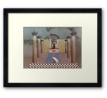 IT HAPPENNED ONCE Framed Print