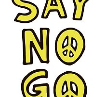 say no go by kim-jong-il