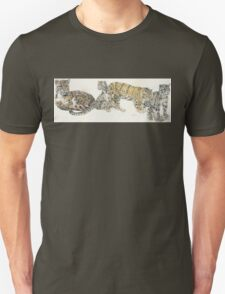 Clouded Leopard Wrap Unisex T-Shirt