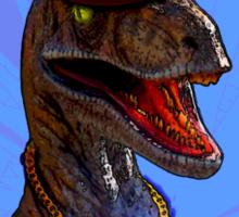 Raptors Gonna Rap Sticker