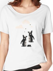 the bears Women's Relaxed Fit T-Shirt