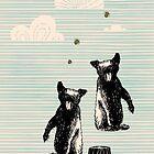 the bears by Sybille Sterk