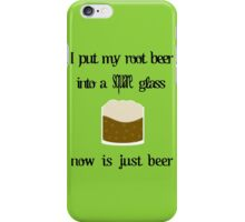 (Root(Beer))^2 iPhone Case/Skin