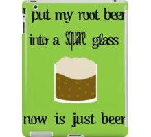(Root(Beer))^2 iPad Case/Skin