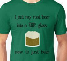 (Root(Beer))^2 Unisex T-Shirt
