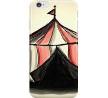 Tent iPhone Case/Skin