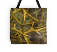 The Creepy World Of Thorns Tote Bag