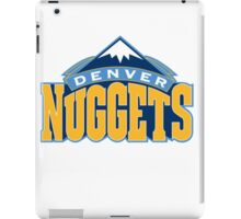 Denver Nuggets iPad Case/Skin