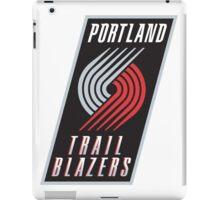 Portland Trail Blazers iPad Case/Skin