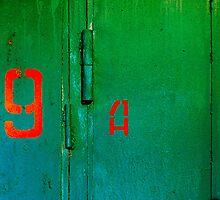 l o c k e d  9 by Denis Molodkin