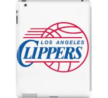 Los Angeles Clippers iPad Case/Skin