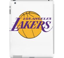 Los Angeles Lakers iPad Case/Skin