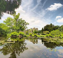 Scotney Castle by Keith McLuckie
