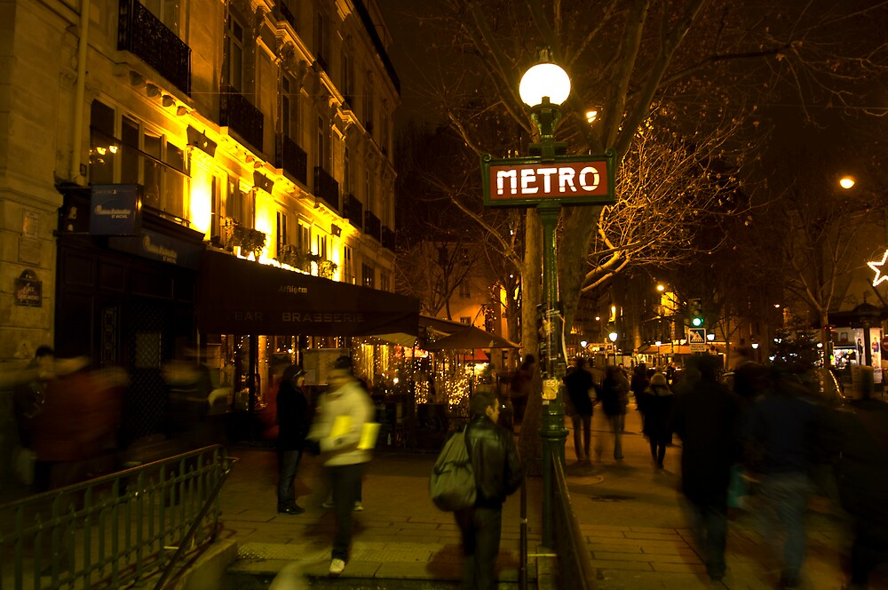 Metro by TannFotografia