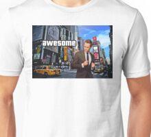 Barney Stinson - Awesome Unisex T-Shirt