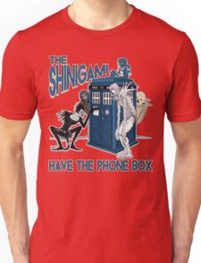 The Shinigami Have The Phone Box Unisex T-Shirt