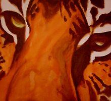TIGERS EYE by jodonovan