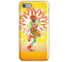 Jester little sunshine iPhone Case/Skin