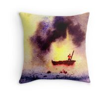 Will power Throw Pillow