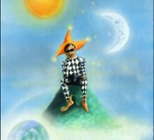THE FOOL ON THE HILL by jodonovan