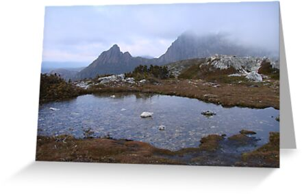 Cradle Mountain - 30 Minutes Past Marions Peak Lookout by Remijn