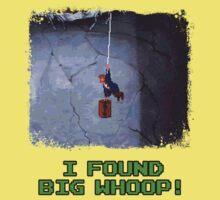 I found BIG WHOOP (Monkey Island) Baby Tee