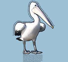 Yvette's lovely pelican! Unisex T-Shirt