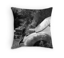 Renault 4 CV - Dauphine - Bee Hive Throw Pillow