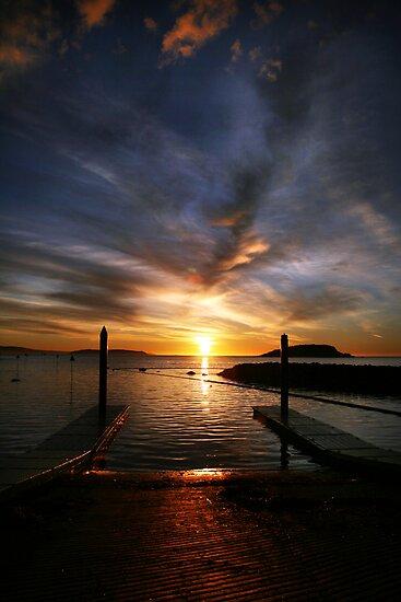 Fisherman's Paradise. by Steve Chapple