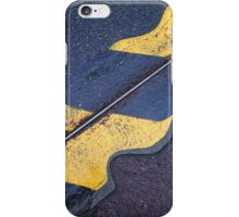 flamming road altered reality iPhone Case/Skin