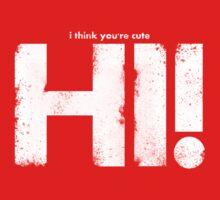 Hi!  by Abby Castro