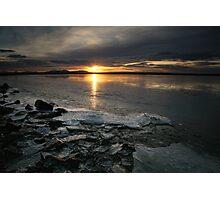 Loch More, Caithness, Scotland Photographic Print