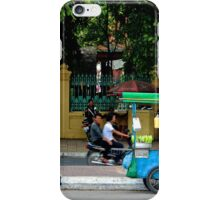 Streets of the Capital - Phnom Penh, Cambodia.  iPhone Case/Skin