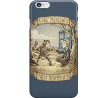 Valar Regeneratis iPhone Case/Skin