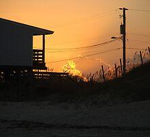 Sunset by Ann Starzynski-McNeil