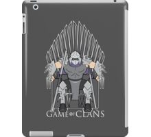 Game of Clans iPad Case/Skin