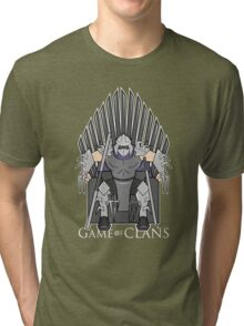 Game of Clans Tri-blend T-Shirt