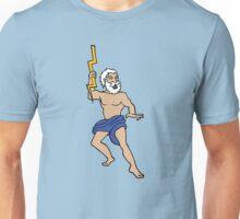 zeus god lightning Greek jupiter Unisex T-Shirt