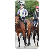 """"""" A great way to travel"""" iPhone Case/Skin"""