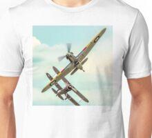 Sea Hurricane and Gladiator break Unisex T-Shirt