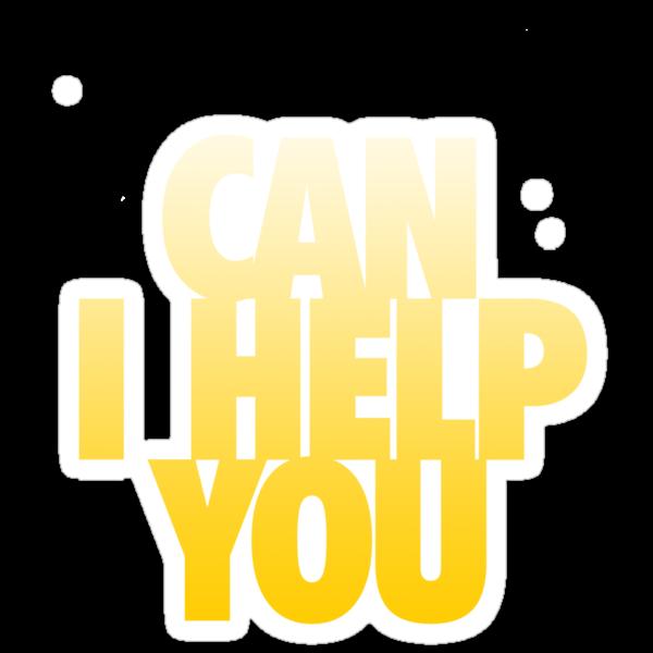 Can I Help You by AravindTeki